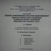 survei-charta-politika-dituding-pro-ahok-ini-kata-anak-buah-prabowo