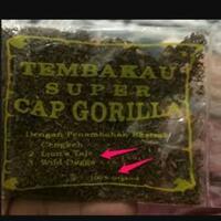 tembakau-gorila