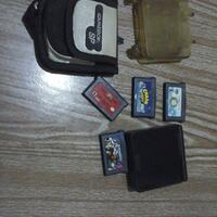 nintendo-gameboy---game-boy-advance-sp-ags-001-black-dpt-kaset-4-aksesoris