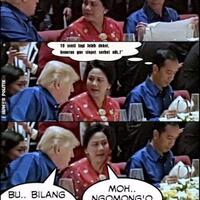 lirikan-cemburu-begini-ekspresi-jokowi-melihat-iriana-dan-donal-trump-ngobrol