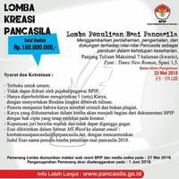 sambut-1-juni-bpip-gelar-aneka-lomba-kreasi-pancasila-ada-lomba-meme-pancasila