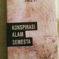 review-novel-konspirasi-alam-semesta