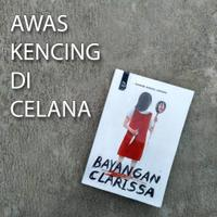 bayangan-clarissa-by-ahmad-akmal-azman-novel-review