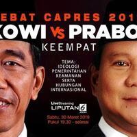 debat-ke-empat-capres-2019