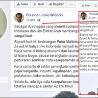 akun-facebook-presiden-jokowi-sempat-tulis-indonesia-quotnegara-islamquot-kemudian-diedit