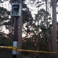 tersangka--penyebab-listrik-padam-pohon-sengon-dipasangi-garis-polisi