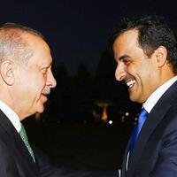 erdogan-turki-bertemu-dengan-emir-qatar-untuk-membahas-masalah-regional