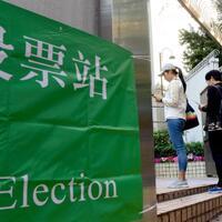 hongkong-gelar-pemilihan-dewan-distrik-periode-ke-6