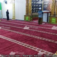 karpet-masjid-al-aziz-perum-griya-indah-mapanget-manado