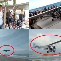 hebat-pria-tak-lulus-sd-berhasil-terbangkan-pesawat-ultralight-buatannya