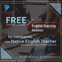 free-english-training