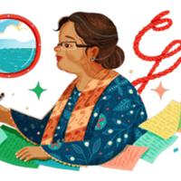novelis-ternama-dari-indonesia-jadi-google-doodle-hari-ini