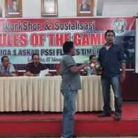 matangkan-persiapan-liga-1-2020-askab-pssi-flotim-gelar-workshop-dan-sosialisasi