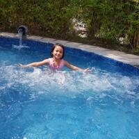 swimming-time