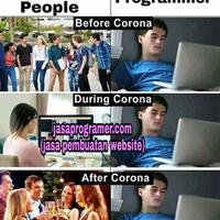 meme-lucu-corona-vs-programmer