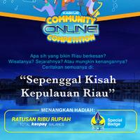 community-online-competition-coc-regional-kepulauan-riau