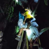 hilang-secara-misterius-pemuda-ini-ditemukan-di-atas-pohon-aren-benarkah-ulah-jin