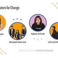 mengenal-4-duta-ambassador-youtube-creator-for-change-2020-indonesia