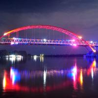coc-reg-kalteng-pernah-gempar-dikira-miring-menikmati-keindahan-jembatan-kahayan