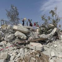 sadis-israel-porak-porandakan-rumah-warga-palestina