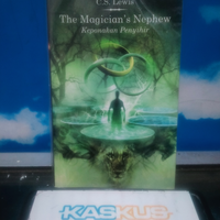 coc-review-buku-the-chronicles-of-narnia--the-magician-s-nephew