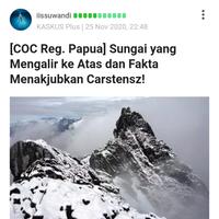 coc-regional-pesona-rimba-papua
