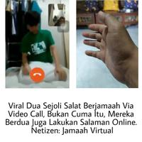 viraldua-sejoli-salat-berjamaah-lewat-video-call-dan-salaman-online