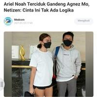 ariel-noah-terciduk-gandeng-agnez-mo-netizen-cinta-ini-tak-ada-logika