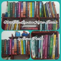 koleksi-novel-yang-paling-banyak-tere-liye-dan-agnes-jessica