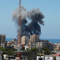 israel-bombardir-gaza-160-pesawat-jatuhkan-450-rudal-dalam-40-menit