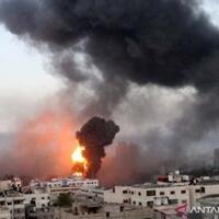 jet-jet-tempur-israel-kembali-gempur-gaza
