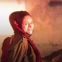 senyum-mariam-afifi-hadapi-tentara-israel-mendunia