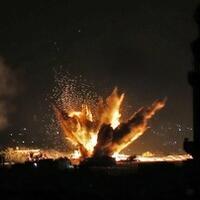 serangan-6-roket-dari-libanon-picu-alarm-israel-bunyi
