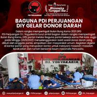 galang-aksi-kemanusiaan-baguna-pdi-perjuangan-diy-gelar-donor-darah
