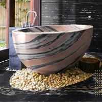 inspirasi-bathtub-cantik-alami-dengan-marmer