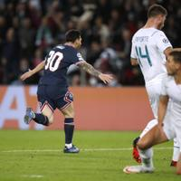 lionel-messi-ctk-gol-perdana-liga-champions-2021-2022-cristiano-ronaldo