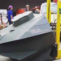war-v1---robot-tank-buatan-mahasiswa-indonesia