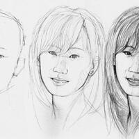 cara-menggambar-wajah-biar-mirip