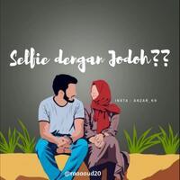 selfie-dengan-jodoh