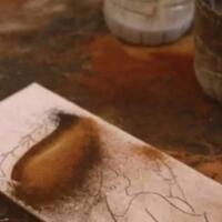 pelukis-ini-melukis-dengan-lem-dan-pasir-hasilnya-wow-nyuk-kita-cimak
