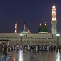 dilihat-melalui-pencitraan-satelit-ternyata-masjid-nabawi-tidak-lurus-dengan-kabah