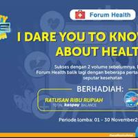 coc-forum-health-vol3-i-dare-you-to-know-more-about-health