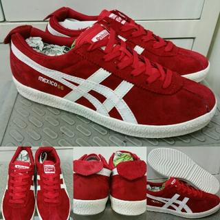 Sepatu Kets Sneakers Asics Onitsuka Tiger Suede Mexico 66 Premium Quality 92d5d92a53