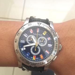 NAUTICA FLAG WATCH jam tangan original 9511b22f6c