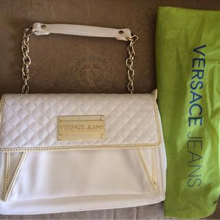 262481dcbd89ba Preloved Authentic Versace Jeans Hand Bag