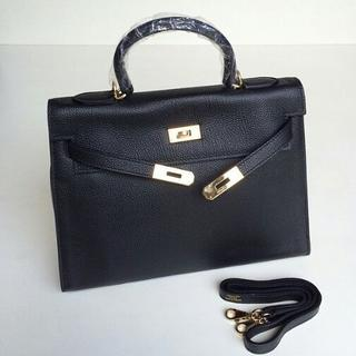 JUAL TAS HERMES KELLY BLACK MIRROR QUALITY  94762d1625