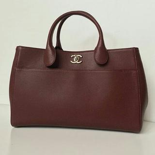 470df9d81c13 JUAL TAS CHANEL EXECUTIVE TOTE CAVIAR MAROON MIRROR QUALITY | Sms: 0812 17  37 9888
