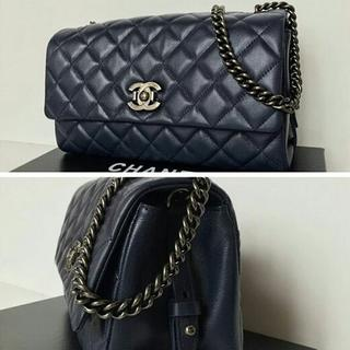 JUAL TAS CHANEL CITY ROCK FLAP BAG MIRROR QUALITY  e73ceea509