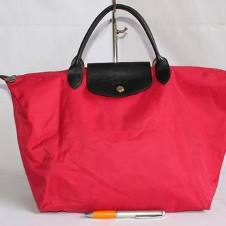Tas branded LONGCHAMP LC141 Type M short handle made in France second bekas  original 625b6c5e58