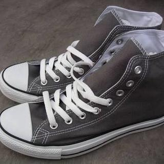 Converse All Star Grey High Made In Vietnam 81757a1145